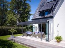 Terrassenüberdachung, Terrasse Aluminium, Terrasse Bärike